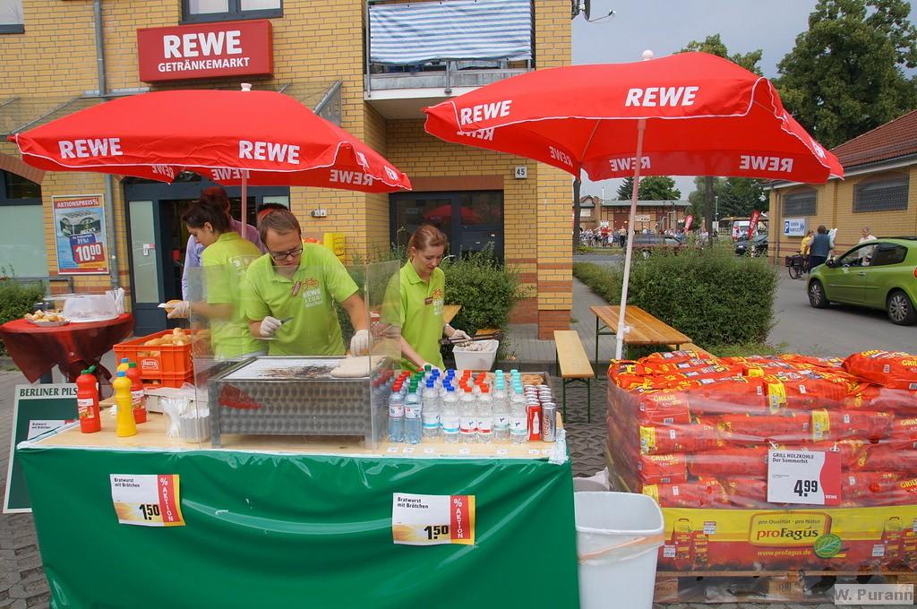 17.8.: REWE-Wette